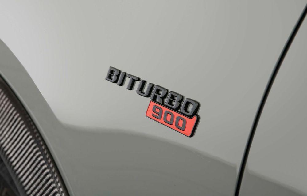 Brabus 900 Rocket Edition: 900 CP și 330 km/h viteză maximă - Poza 7