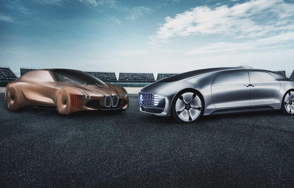 BMW și Daimler dați în judecată de un ONG german pentru protecția mediului - Poza 1