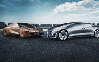 BMW și Daimler dați în judecată de un ONG german pentru protecția mediului