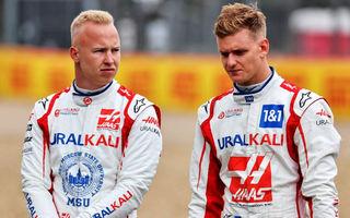 Mick Schumacher și Nikita Mazepin vor concura pentru Haas F1 și în 2022