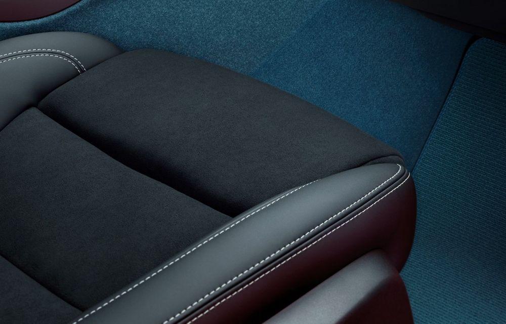 Volvo elimină definitiv pielea din interiorul viitoarelor modele electrice - Poza 3