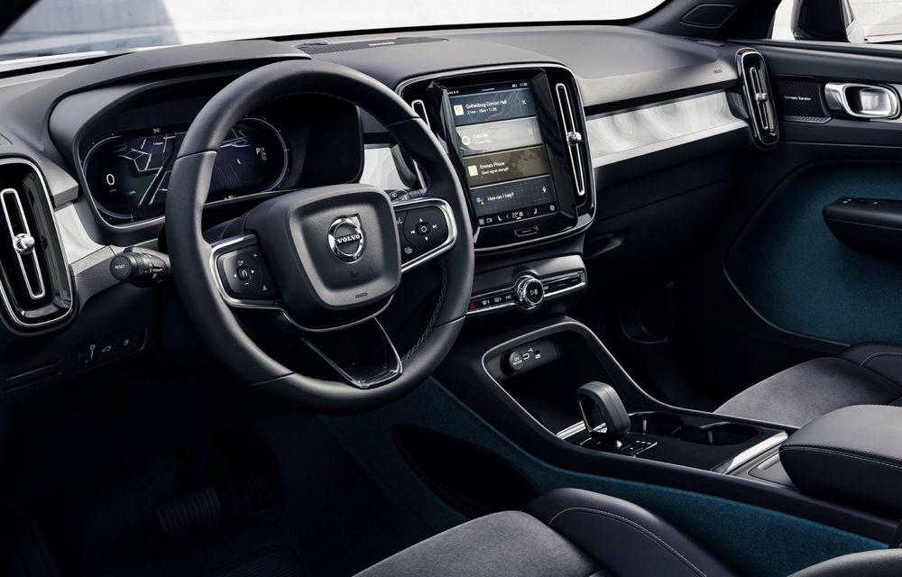 Volvo elimină definitiv pielea din interiorul viitoarelor modele electrice - Poza 1