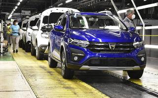 Dacia oprește temporar activitatea uzinei de la Mioveni, din cauza crizei mondiale de cipuri