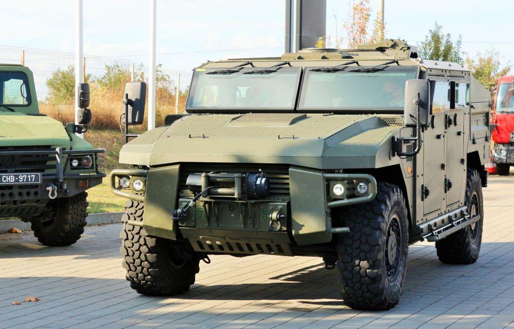 Sherpa Light 4x4, propunerea francezilor pentru Armata României. Ar putea fi produse la noi în țară - Poza 2