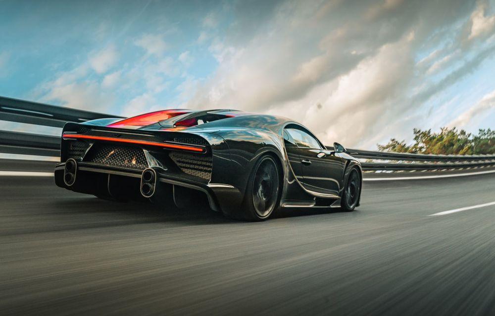 Primele 8 exemplare Bugatti Chiron Super Sport 300+ au fost finalizate - Poza 6