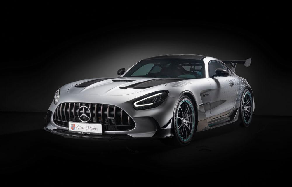 Mercedes-AMG GT Black Series, cel mai nou exponat al galeriei Țiriac Collection - Poza 1