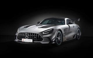 Mercedes-AMG GT Black Series, cel mai nou exponat al galeriei Țiriac Collection