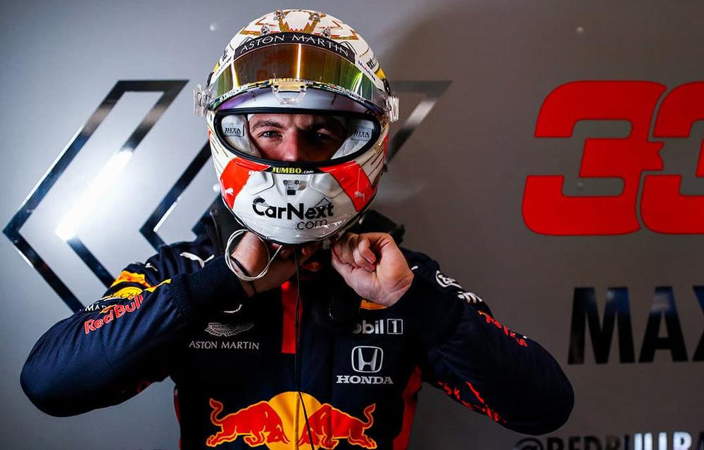 Max Verstappen va porni din coada grilei în Marele Premiu de Formula 1 al Rusiei - Poza 1