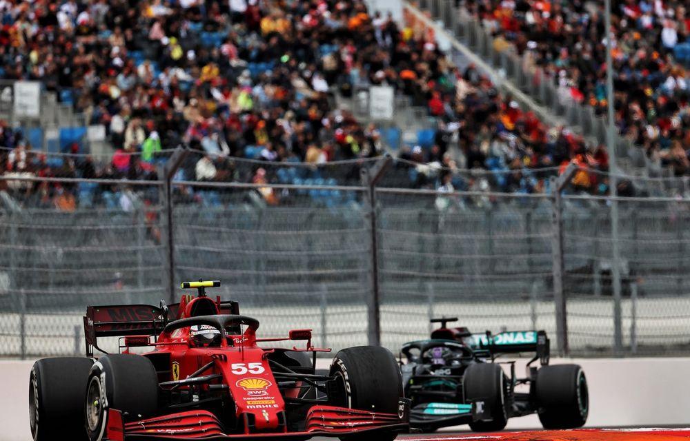 MP al Rusiei: Lewis Hamilton ajunge la 100 de victorii în Formula 1. Dezamăgire pentru Lando Norris - Poza 3