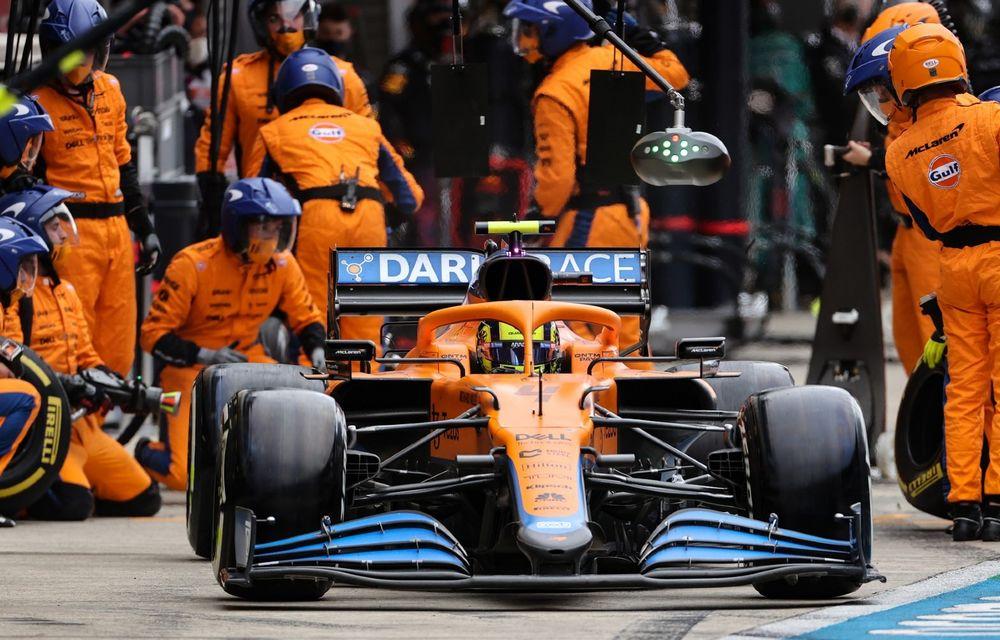 MP al Rusiei: Lewis Hamilton ajunge la 100 de victorii în Formula 1. Dezamăgire pentru Lando Norris - Poza 4