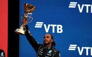 MP al Rusiei: Lewis Hamilton ajunge la 100 de victorii în Formula 1. Dezamăgire pentru Lando Norris