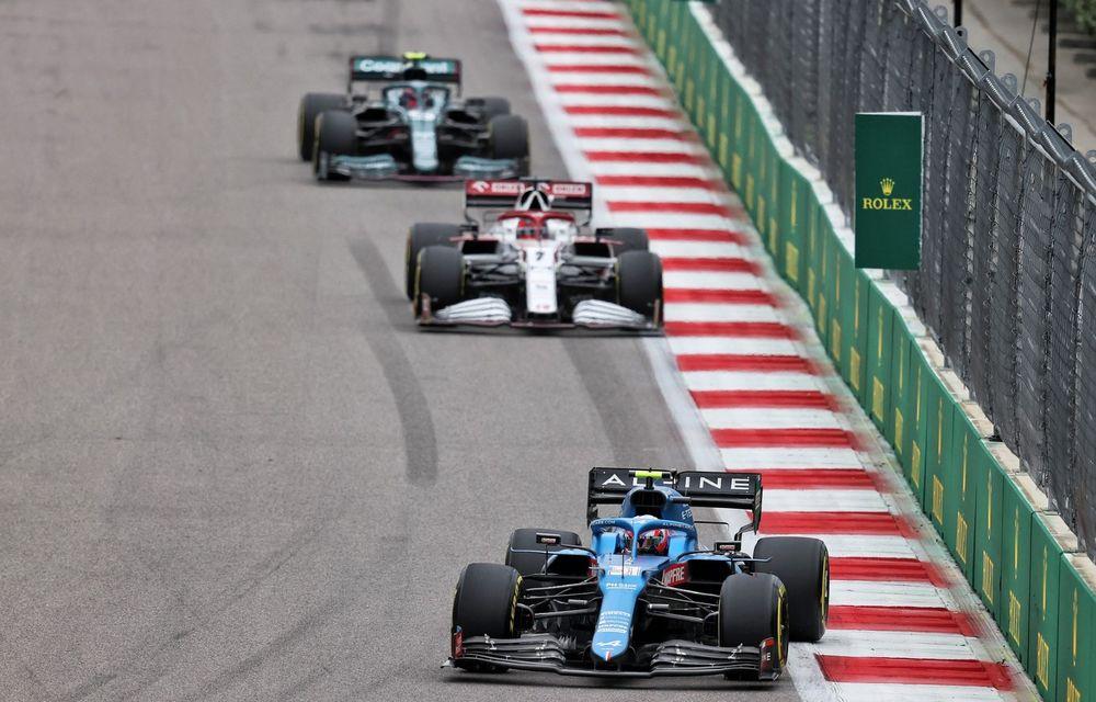 MP al Rusiei: Lewis Hamilton ajunge la 100 de victorii în Formula 1. Dezamăgire pentru Lando Norris - Poza 5