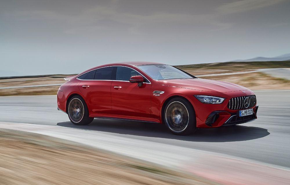 Mercedes-Benz: Livrări amânate cu peste un an din cauza crizei mondiale de semiconductori - Poza 1