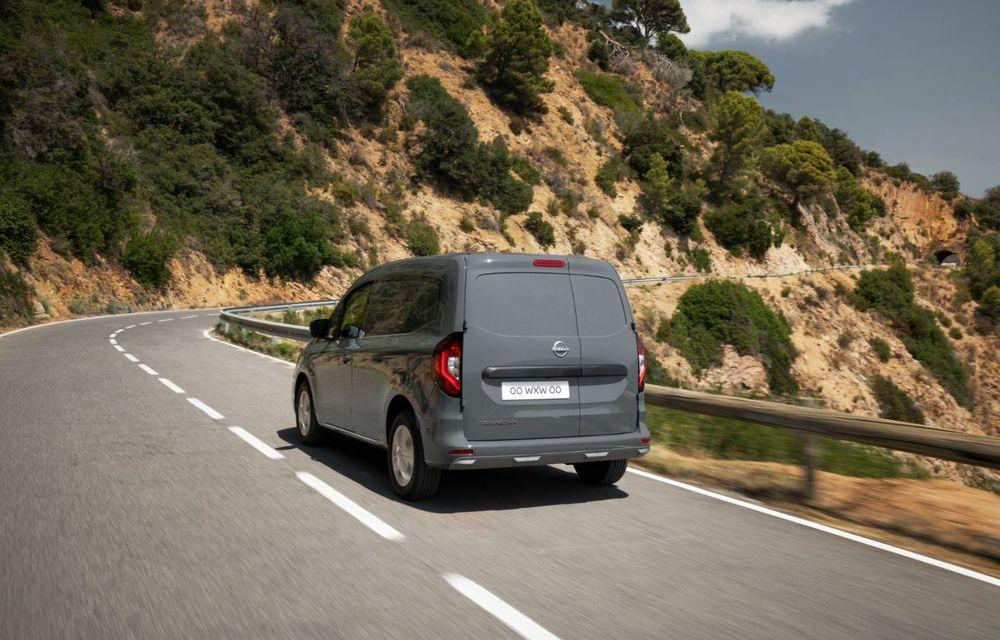 Nissan lansează noua utilitară Townstar. Înlocuitorul lui NV200 va fi disponibil și în versiune electrică - Poza 17