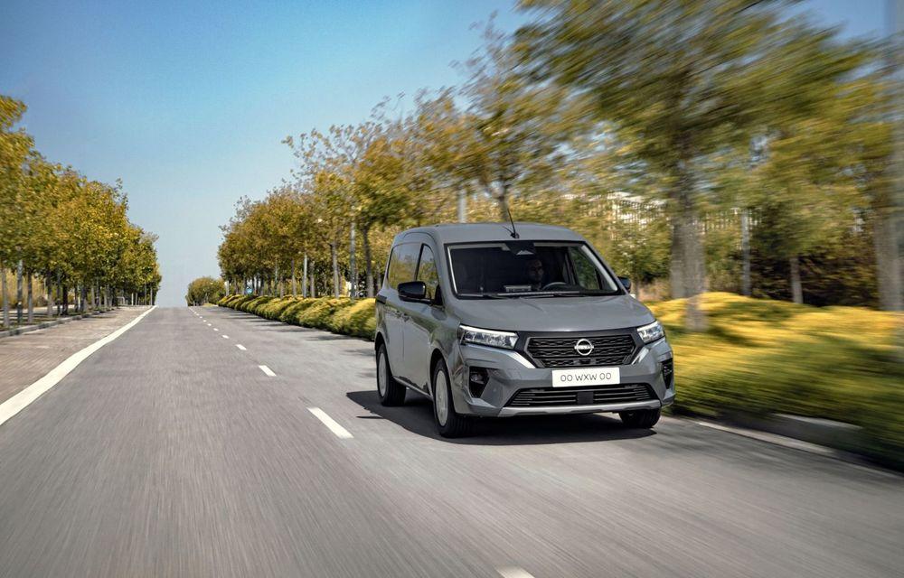 Nissan lansează noua utilitară Townstar. Înlocuitorul lui NV200 va fi disponibil și în versiune electrică - Poza 18