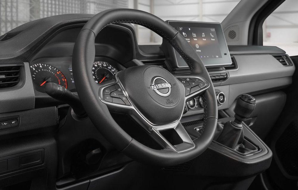 Nissan lansează noua utilitară Townstar. Înlocuitorul lui NV200 va fi disponibil și în versiune electrică - Poza 27