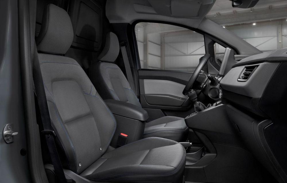 Nissan lansează noua utilitară Townstar. Înlocuitorul lui NV200 va fi disponibil și în versiune electrică - Poza 29