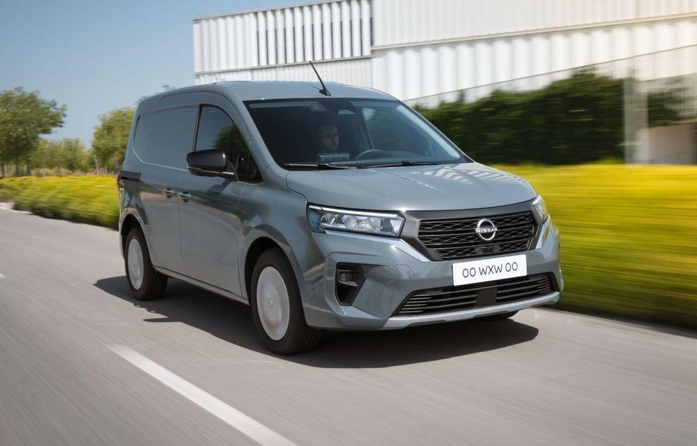 Nissan lansează noua utilitară Townstar. Înlocuitorul lui NV200 va fi disponibil și în versiune electrică - Poza 19