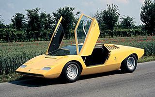 Lamborghini confirmă, din nou, lansarea unei replici a prototipului Countach LP 500