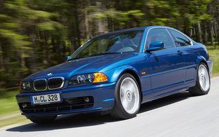 BMW Seria 3 E46, echipat cu airbaguri Takata, rechemat în service. Verifică online dacă mașina se încadrează în campanie