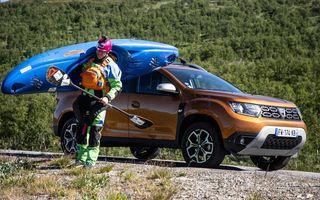 Dacia Duster într-o expediție de 11 zile și aproape 8.000 de kilometri prin Europa