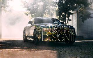 Rolls-Royce Spectre, primul model electric al producătorului britanic, ajunge pe piață în 2023