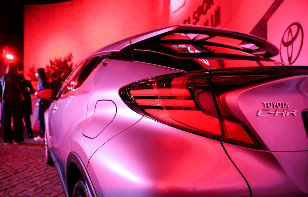 Medaliații români de la Tokyo au fost premiați cu modele Toyota hibrid - Poza 11