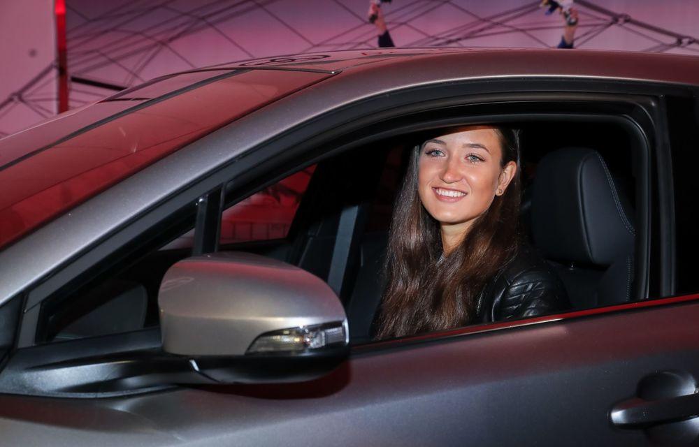 Medaliații români de la Tokyo au fost premiați cu modele Toyota hibrid - Poza 14