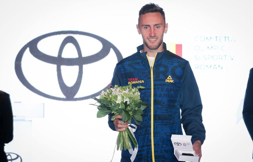 Medaliații români de la Tokyo au fost premiați cu modele Toyota hibrid - Poza 30