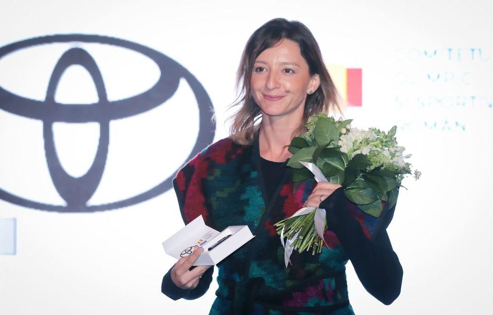 Medaliații români de la Tokyo au fost premiați cu modele Toyota hibrid - Poza 34
