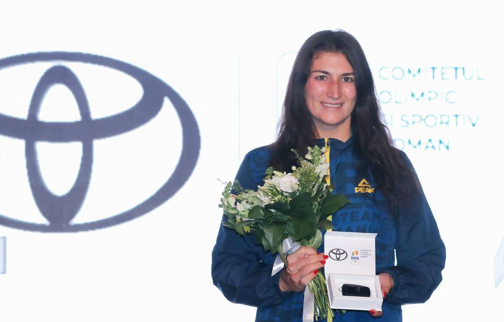 Medaliații români de la Tokyo au fost premiați cu modele Toyota hibrid - Poza 36