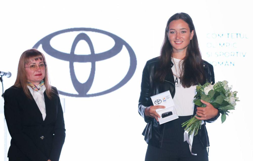 Medaliații români de la Tokyo au fost premiați cu modele Toyota hibrid - Poza 37