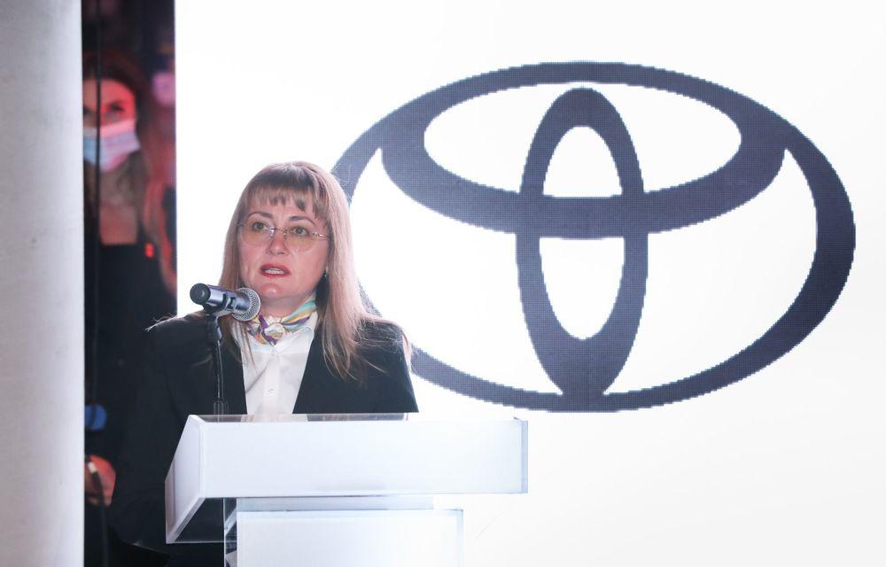 Medaliații români de la Tokyo au fost premiați cu modele Toyota hibrid - Poza 39