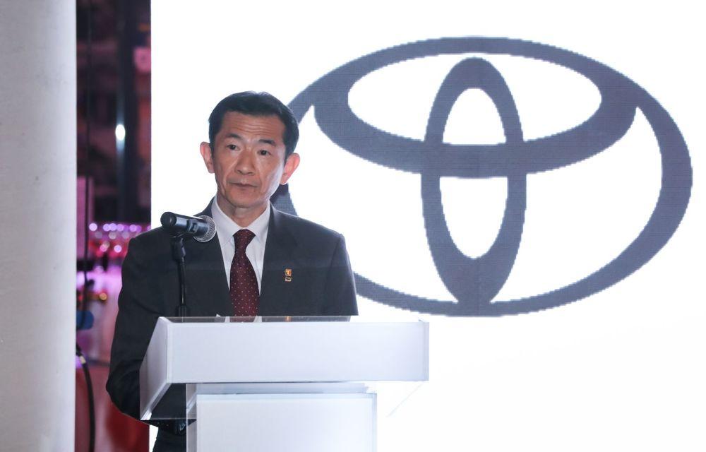 Medaliații români de la Tokyo au fost premiați cu modele Toyota hibrid - Poza 40