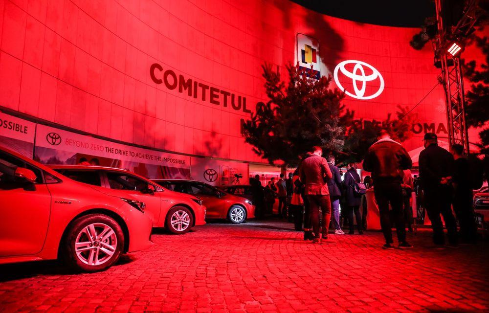Medaliații români de la Tokyo au fost premiați cu modele Toyota hibrid - Poza 8