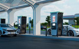 Elvețienii de la ABB lansează cea mai puternică stație de încărcare pentru mașini electrice