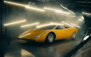 Lamborghini a recreat conceptul din care s-a născut Countach: exemplar unic, cumpărător misterios, 25.000 de ore de muncă