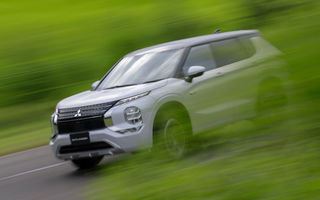 Detalii noi despre viitorul Mitsubishi Outlander PHEV: 7 moduri de rulare și o nouă tracțiune integrală