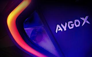 Toyota: Conceptul Aygo X prologue va da naștere unui crossver compact. Prezentare în noiembrie 2021