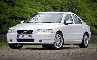 Volvo recheamă în service 460.000 de mașini la nivel global, din cauza unei defecțiuni la airbaguri