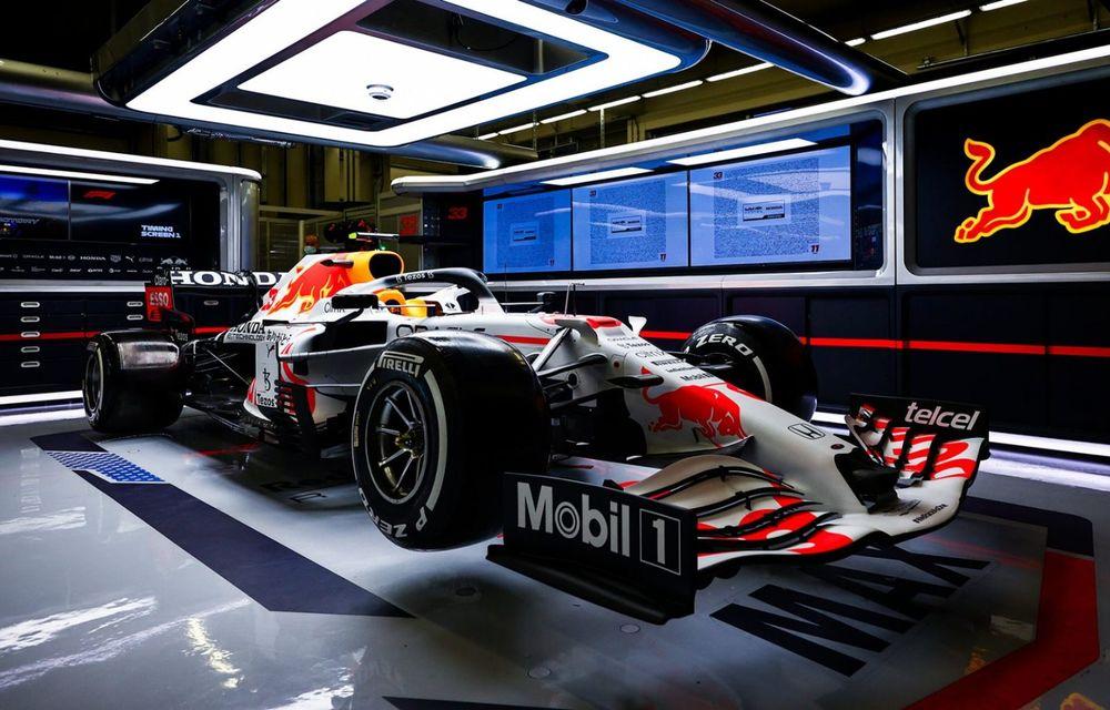 Monoposturile Red Bull Racing vor purta o grafică specială în Marele Premiu de Formula 1 al Turciei - Poza 1