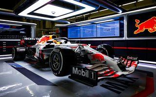 Monoposturile Red Bull Racing vor purta o grafică specială în Marele Premiu de Formula 1 al Turciei