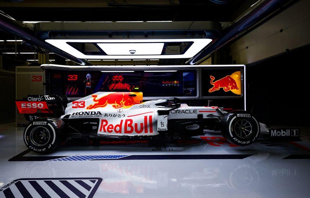 Monoposturile Red Bull Racing vor purta o grafică specială în Marele Premiu de Formula 1 al Turciei - Poza 3