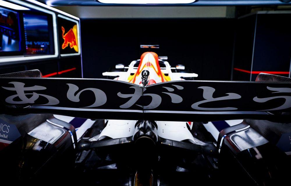 Monoposturile Red Bull Racing vor purta o grafică specială în Marele Premiu de Formula 1 al Turciei - Poza 5