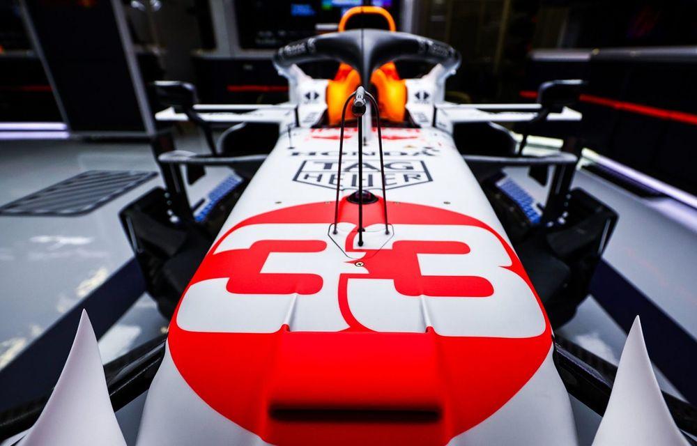 Monoposturile Red Bull Racing vor purta o grafică specială în Marele Premiu de Formula 1 al Turciei - Poza 6