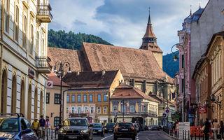 Viteză limitată la 30 de km/h în centrul Brașovului. Propunerea îi aparține primarului