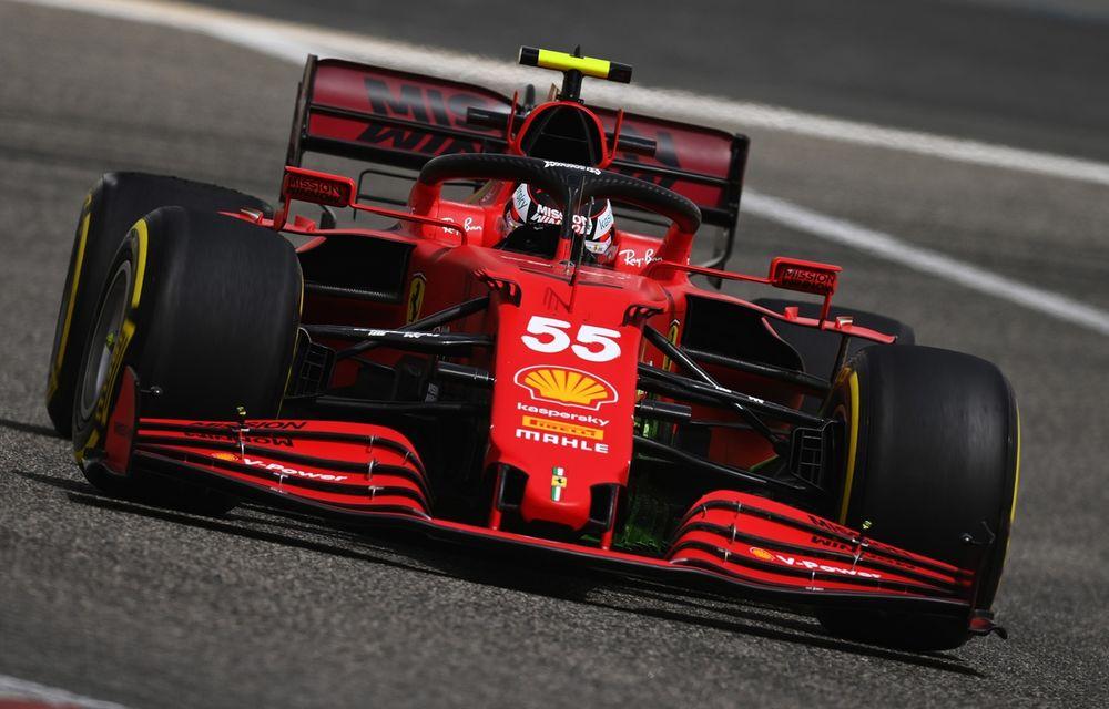 Carlos Sainz va pleca ultimul în Marele Premiu de Formula 1 al Turciei - Poza 1