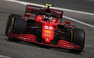 Carlos Sainz va pleca ultimul în Marele Premiu de Formula 1 al Turciei