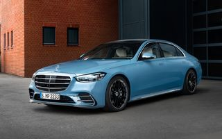 Mercedes-Benz extinde serviciul de personalizare Manufaktur și la limuzina Clasa S