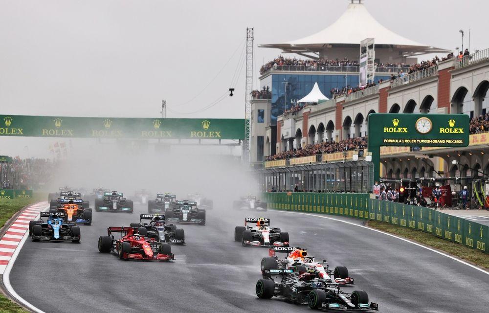 Valtteri Bottas, victorie în Turcia. Max Verstappen preia din nou conducerea în clasamentul piloților - Poza 2